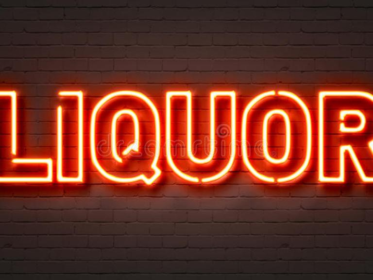 State of Michigan SDD Liquor License